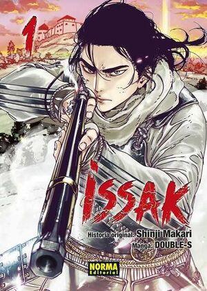 ISSAK #01 Y #02. PACK DE INICIACION