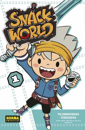 SNACK WORLD #01