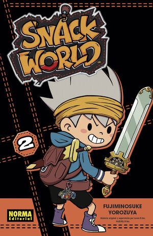 SNACK WORLD #02