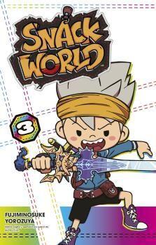 SNACK WORLD #03