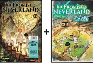 THE PROMISED NEVERLAND #13 (EDICION ESPECIAL)