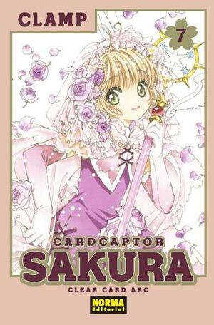 CARDCAPTOR SAKURA CLEAR CARD ARC #07