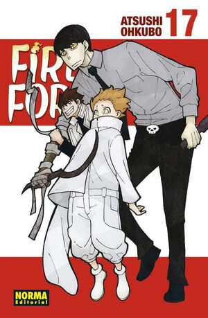 FIRE FORCE #17