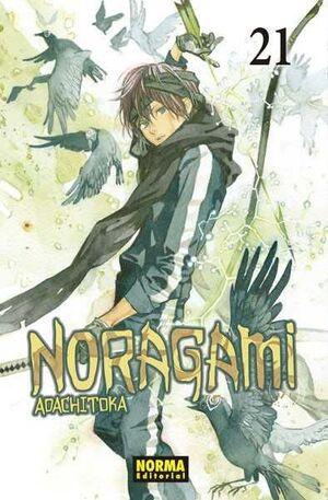 NORAGAMI #21
