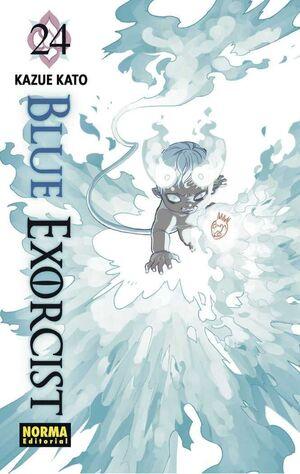 BLUE EXORCIST #24