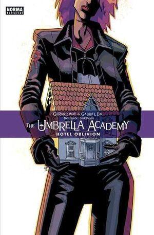 THE UMBRELLA ACADEMY #03: HOTEL OBLIVION (CARTONE)