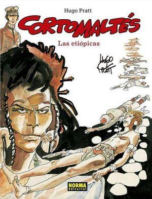 CORTO MALTES: LAS ETIOPICAS (EDICION COLOR)