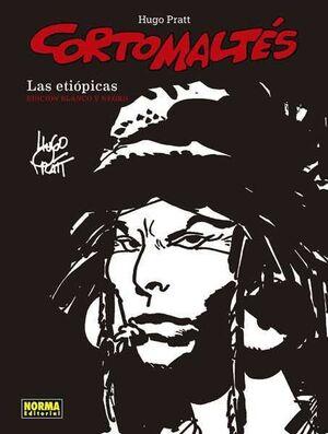 CORTO MALTES: LAS ETIOPICAS (EDICION B/N)