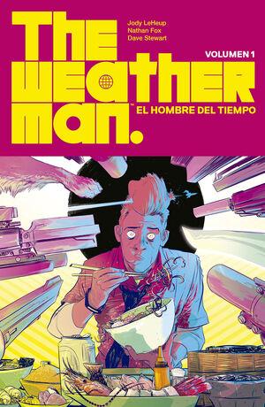 THE WEATHERMAN (EL HOMBRE DEL TIEMPO) #01