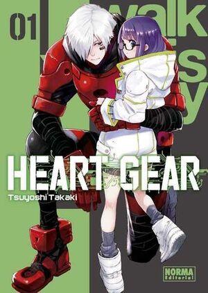 HEART GEAR #01