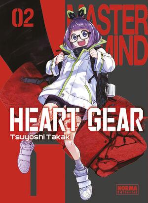 HEART GEAR #02