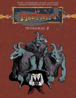 LA MAZMORRA. INTEGRAL #02