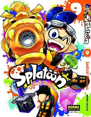 SPLATOON #09