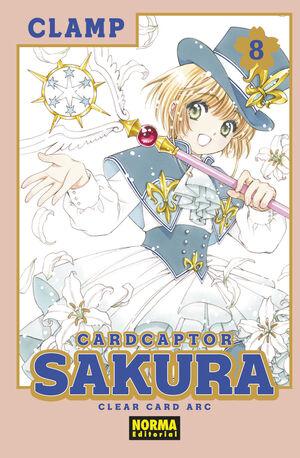CARDCAPTOR SAKURA CLEAR CARD #08