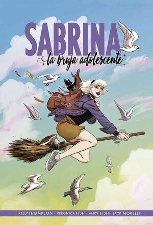 SABRINA, LA BRUJA ADOLESCENTE #01
