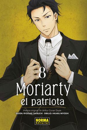 MORIARTY EL PATRIOTA #08