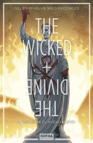 THE WICKED + THE DIVINE #08. LO VIEJO ES EL NUEVO NUEVO