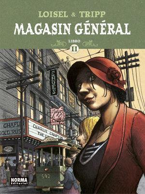 MAGASIN GENERAL. LIBRO 2