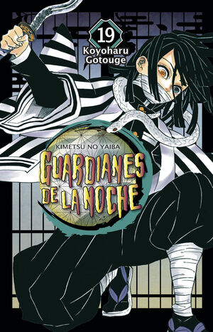 GUARDIANES DE LA NOCHE #19 (MANGA NORMA)