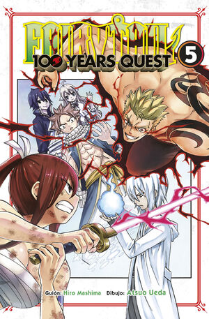 FAIRY TAIL: 100 YEARS QUEST #05