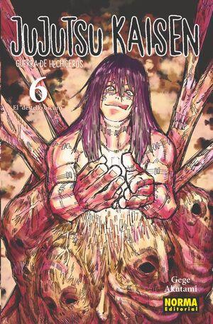 JUJUTSU KAISEN #06