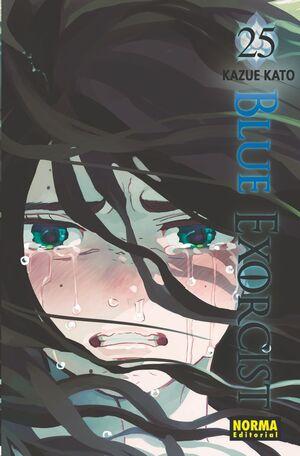 BLUE EXORCISTS #25
