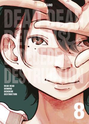 DEAD DEAD DEMONS DEDEDEDE DESTRUCTION #08