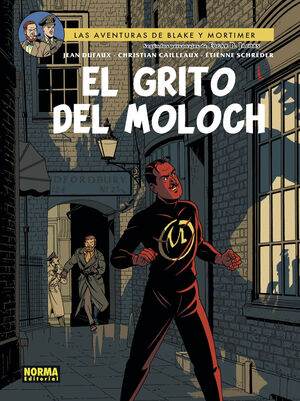 BLAKE Y MORTIMER #27. EL GRITO DEL MOLOCH
