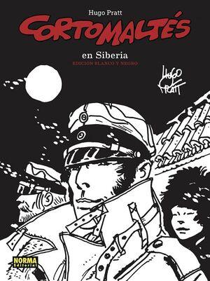 CORTO MALTES. EN SIBERIA (EDICION BLANCO Y NEGRO)