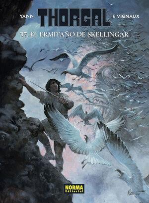 THORGAL #37. EL ERMITAÑO DE SKELLINGAR (CARTONE)