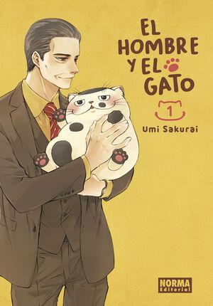 EL HOMBRE Y EL GATO #01. (ED LIMITADA CON POSTAL EXCLUSIVA)