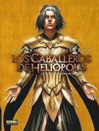 LOS CABALLEROS DE HELIOPOLIS #04. CITRINITAS: LA OBRA EN AMARILLO