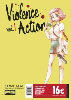 VIOLENCE ACTION #01 + #02