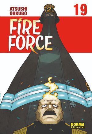 FIRE FORCE #19 (+ COFRE REGALO 1ª EDICION)