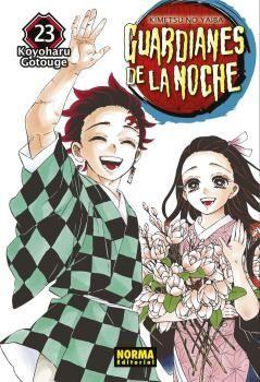 GUARDIANES DE LA NOCHE #23