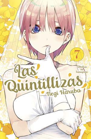 LAS QUINTILLIZAS #07