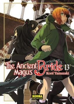 THE ANCIENT MAGUS BRIDE #13