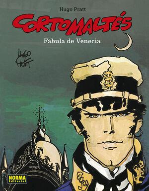 CORTO MALTES: FABULA DE VENECIA (EDICION COLOR)