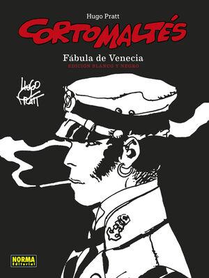 CORTO MALTES: FABULA DE VENECIA (EDICION BLANCO Y NEGRO)