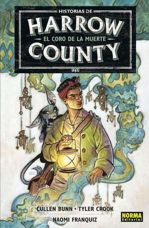 HISTORIAS DE HARROW COUNTY #01. EL CORO DE LA MUERTE