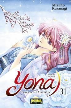 YONA PRINCESA DEL AMANECER #31