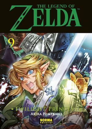THE LEGEND OF ZELDA: TWILIGHT PRINCESS #09