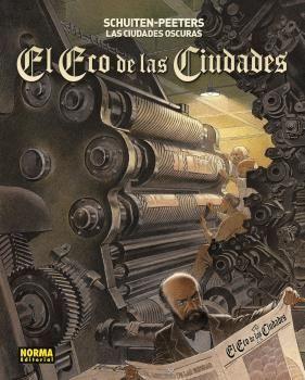 LAS CIUDADES OSCURAS #11. EL ECO DE LAS CIUDADES