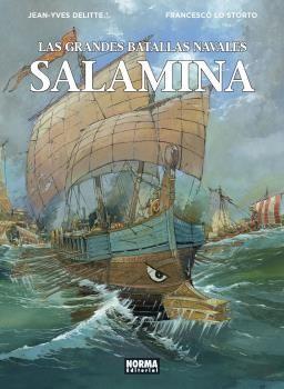 LAS GRANDES BATALLAS NAVALES #11. SALAMINA