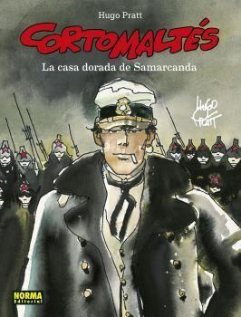 CORTO MALTES. LA CASA DORADA DE SAMARCANDA (EDICION COLOR)