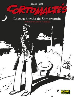 CORTO MALTES. LA CASA DORADA DE SAMARCANDA (EDICION B/N)