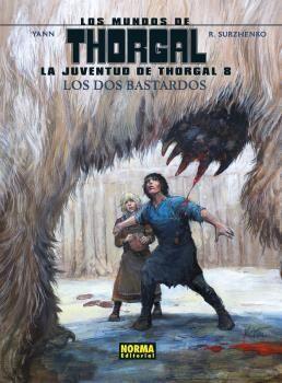 LOS MUNDOS DE THORGAL: LA JUVENTUD DE THORGAL #08. LOS DOS BASTARDOS