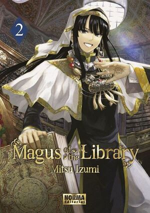 MAGUS OF THE LIBRARY #02