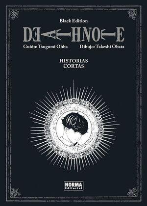 DEATH NOTE HISTORIAS CORTAS BLACK EDITION