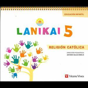 LANIKAI 5. RELIGION CATOLICA